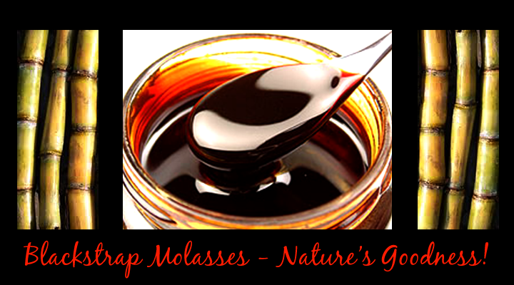 5 Ways Blackstrap Molasses Can Boost Your Health_720x400