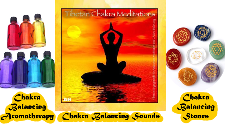 019-Creativity Part 5 - Balancing and Healing Your Chakras_720x400